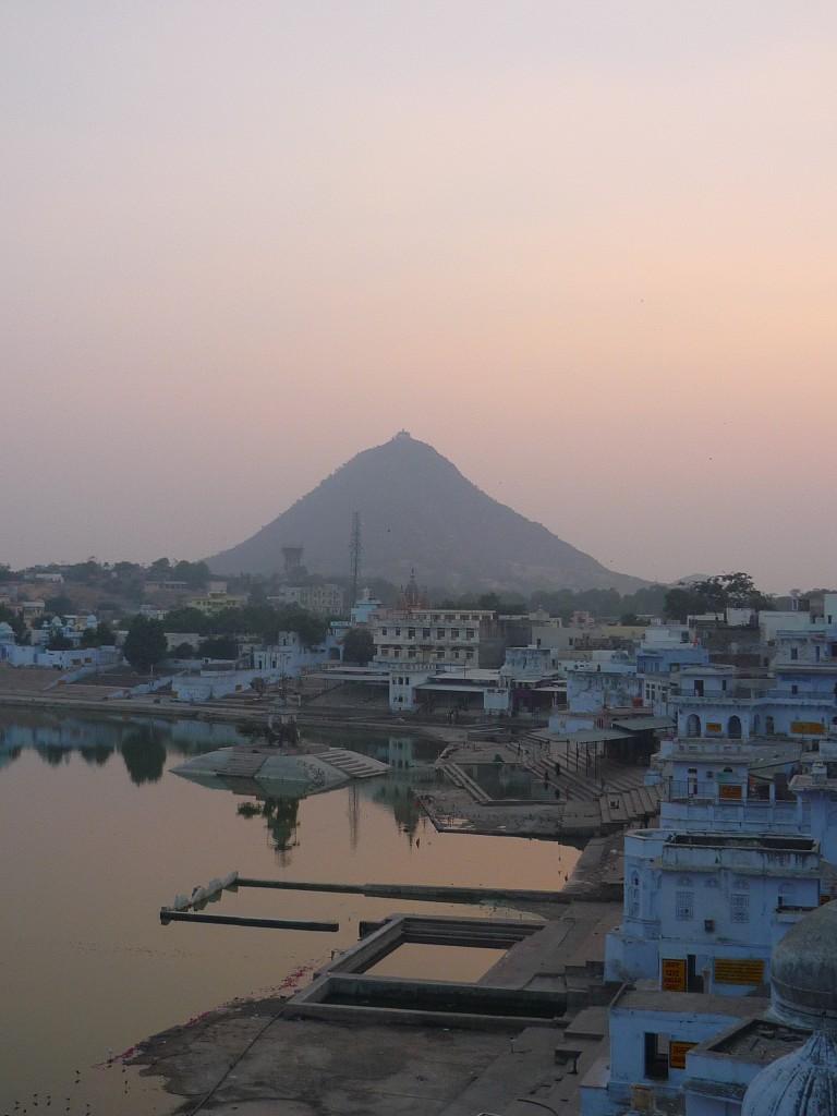 Templo Savitri Pushkar