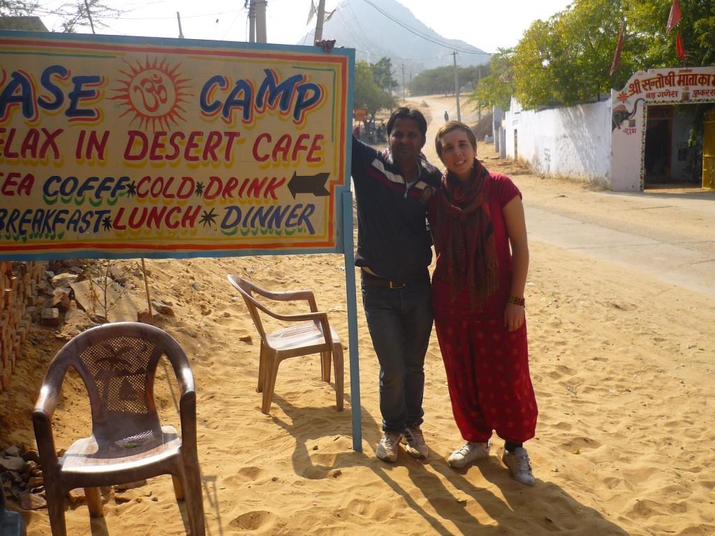 Viajar a Pushkar