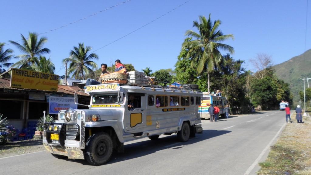 viaje lento de Tabuk a Tinglayan, cordilleras filipinas