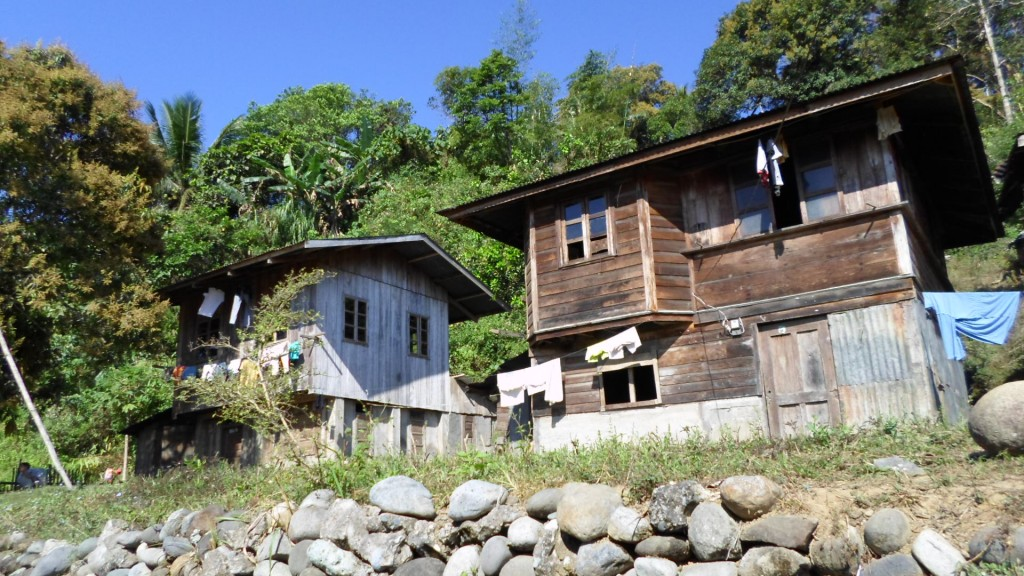 Trip from Tabuk to Tinglayan