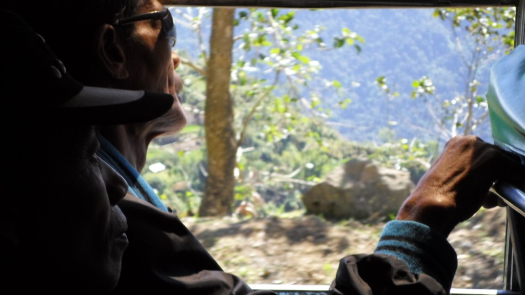 Bus Kalinga Tabuk