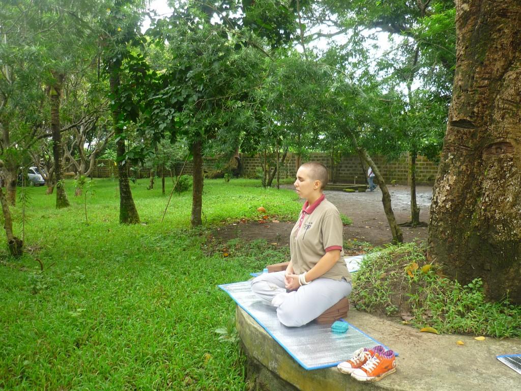 cursos de meditación en Filipinas