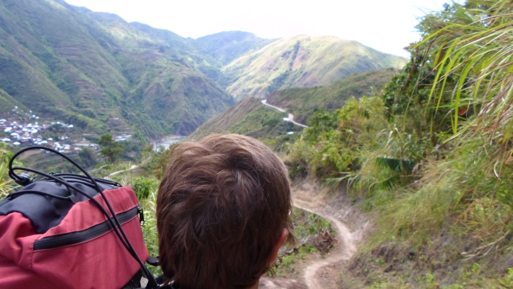 Tinglayan mountains - Kalinga tradition