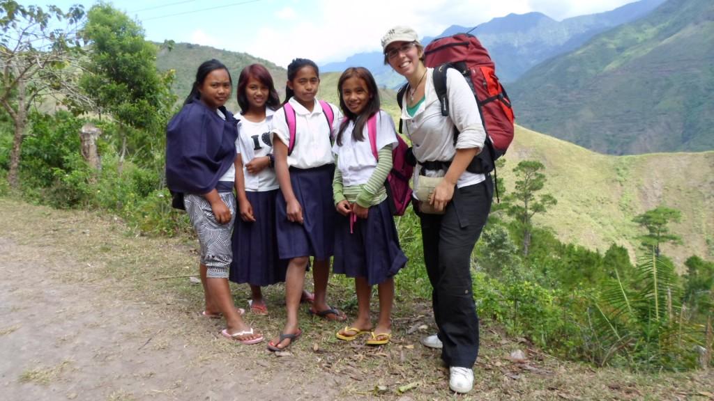 Kalinga in Tinglayan