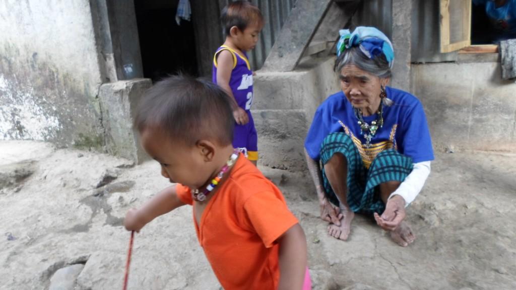 Tribu Kalinga Filipinas