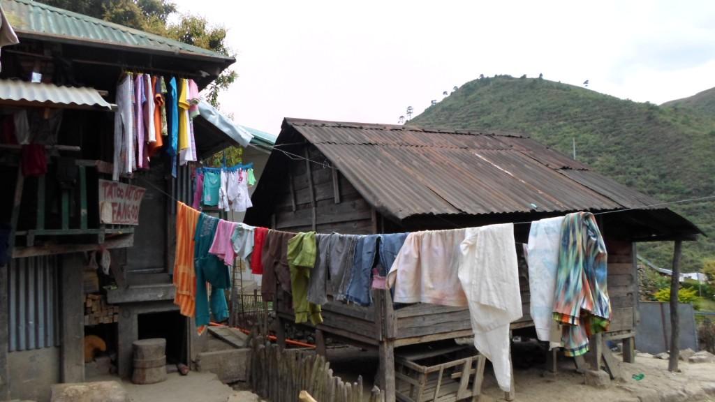 Kalinga aldea Buscalan