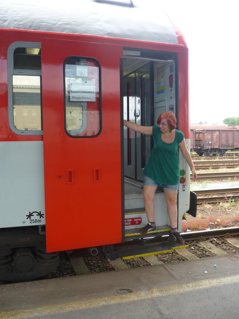 Trenes al viajar por República Checa