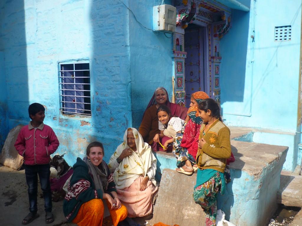 Viajar alrededor de la India