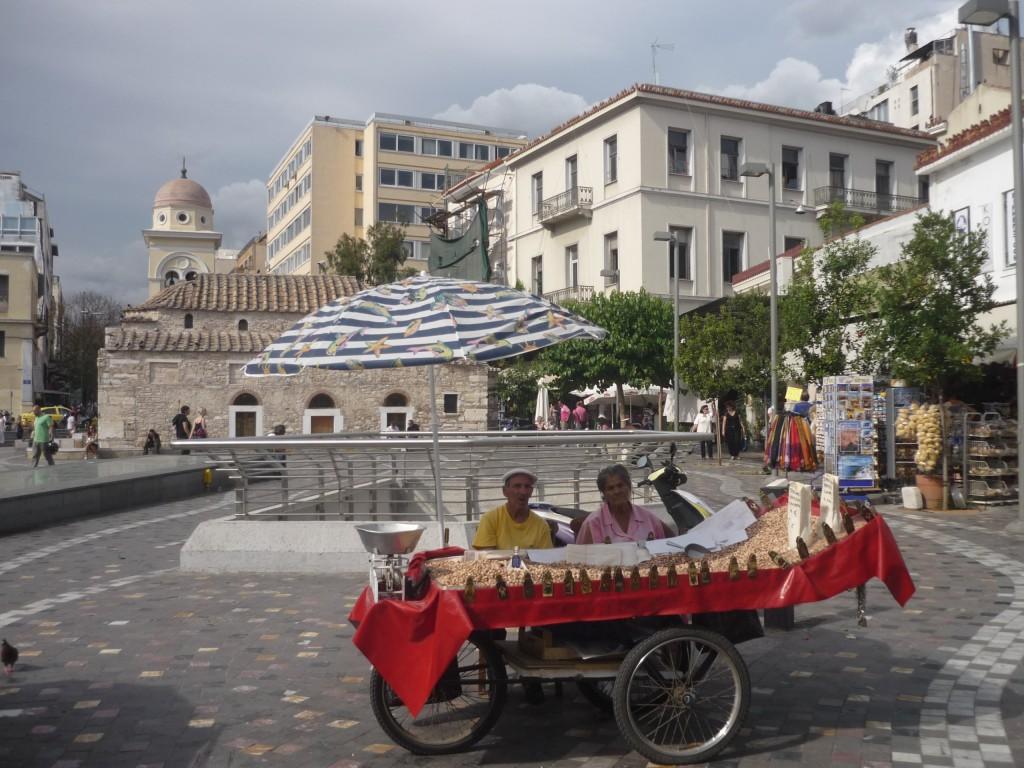 Greece Monasteraki - Grecia