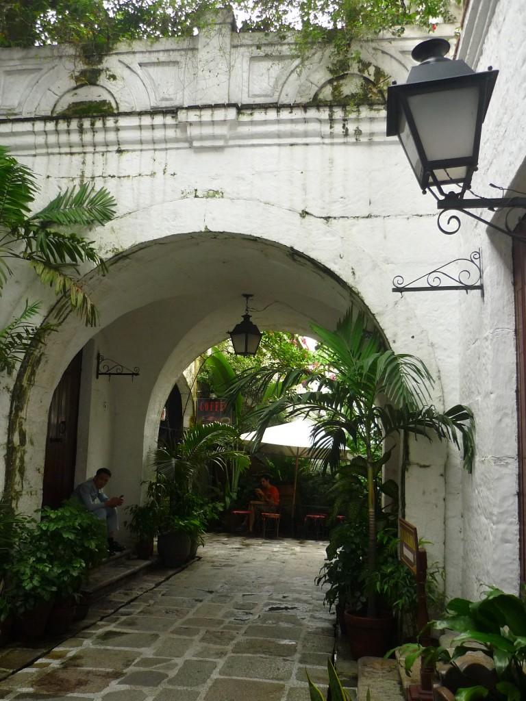 Spanish heritage in Manila