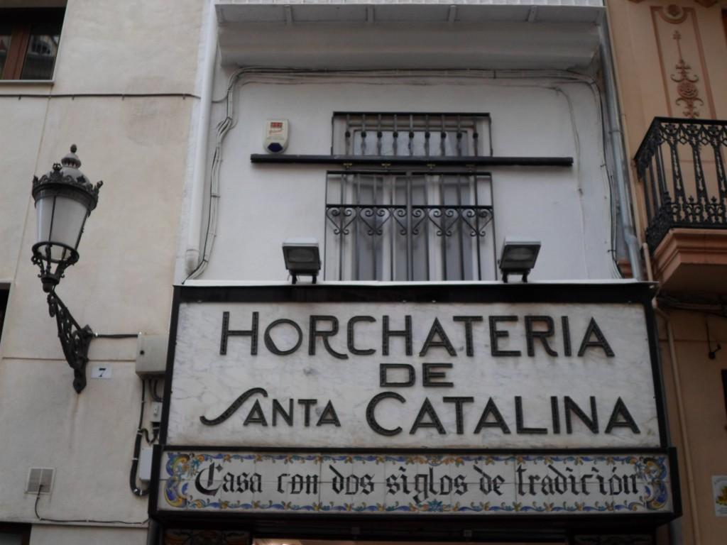 Horchata Valencia