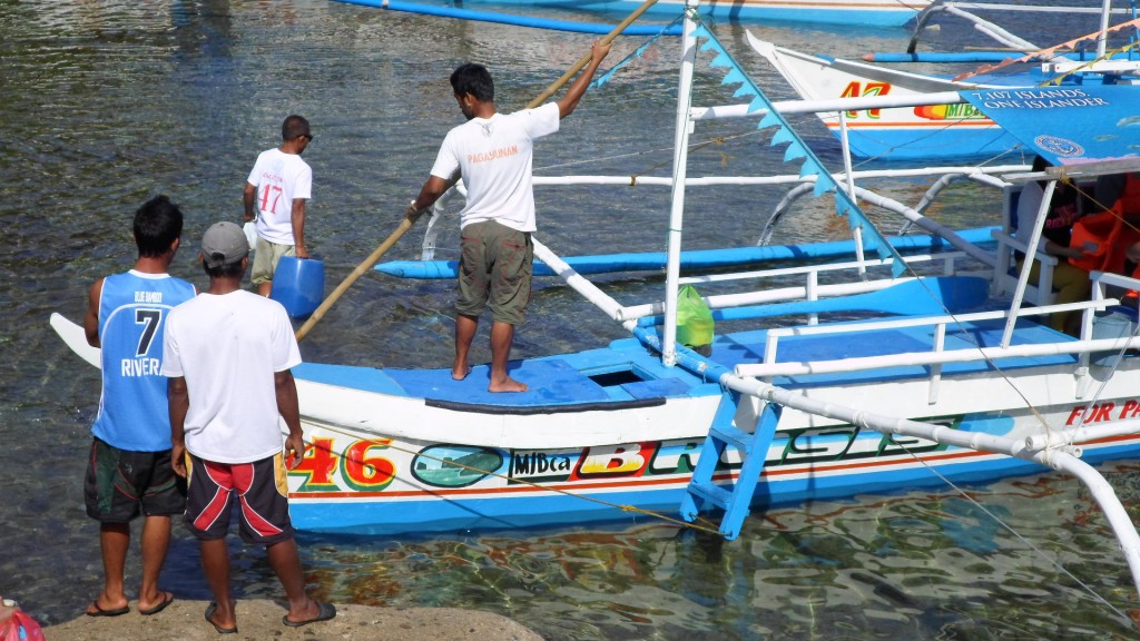 Viajar por Palawan en Filipinas