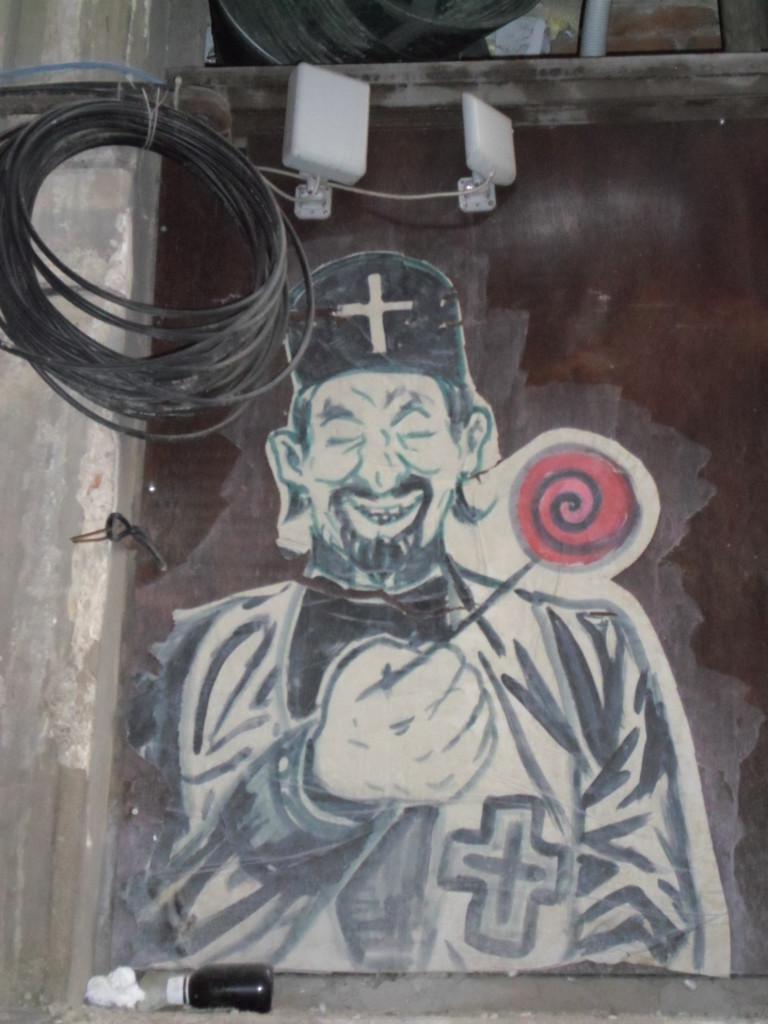 Street art in Romania