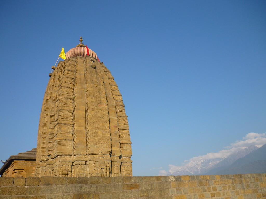 El templo Baijnath