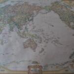 ¿Será que estoy enamorada de los mapas?