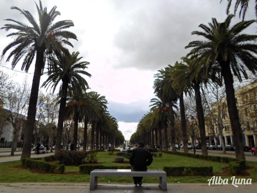 Más allá de la capital de Marruecos