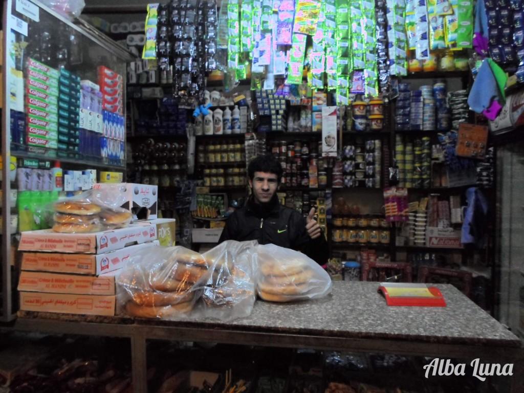 Comida marroquí - Moroccan food