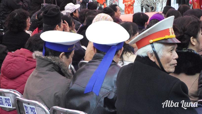 celebraciones en Hanoi