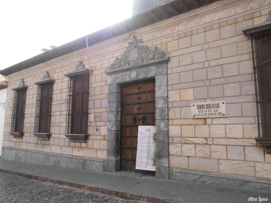 Casa Bolívar - Qué ver Caracas
