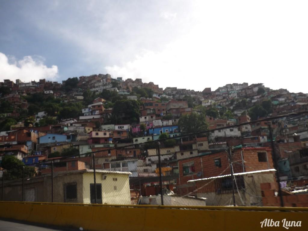 Petare, barrio de Caracas