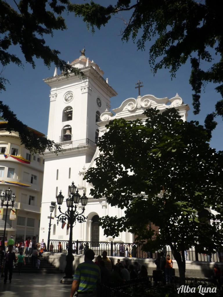 Qué ver en Caracas - Catedral de Caracas