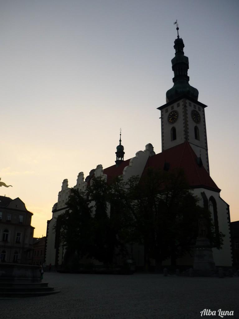 iglesia Proměnění