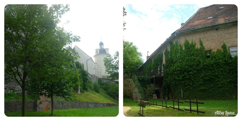 Parque Olomouc en Moravia