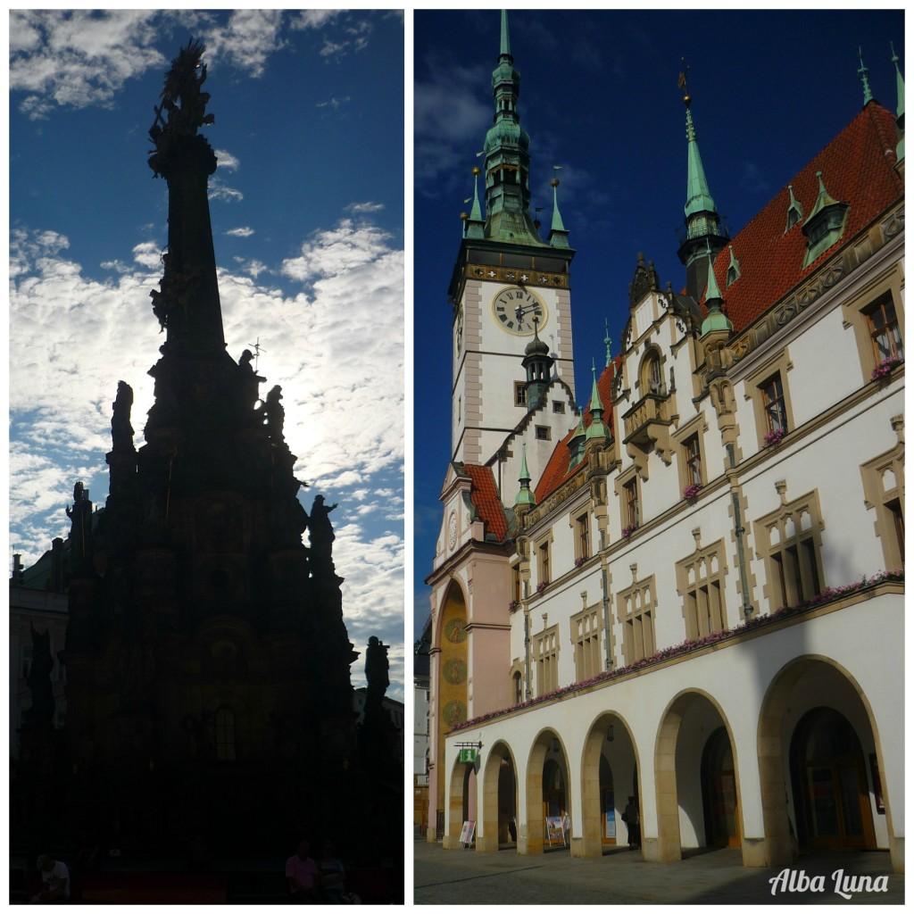 olomouc es un destino imprescindible en Moravia