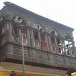 Lima, la ciudad de los balcones escondidos