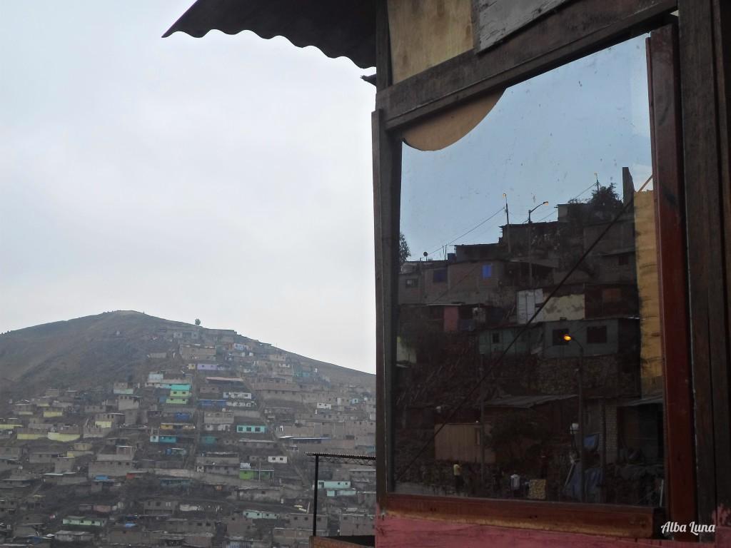 Reflejos de Lima