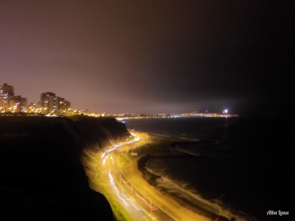 Barrio de Miraflores en Lima