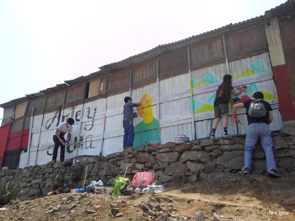 Arte urbano en Lima