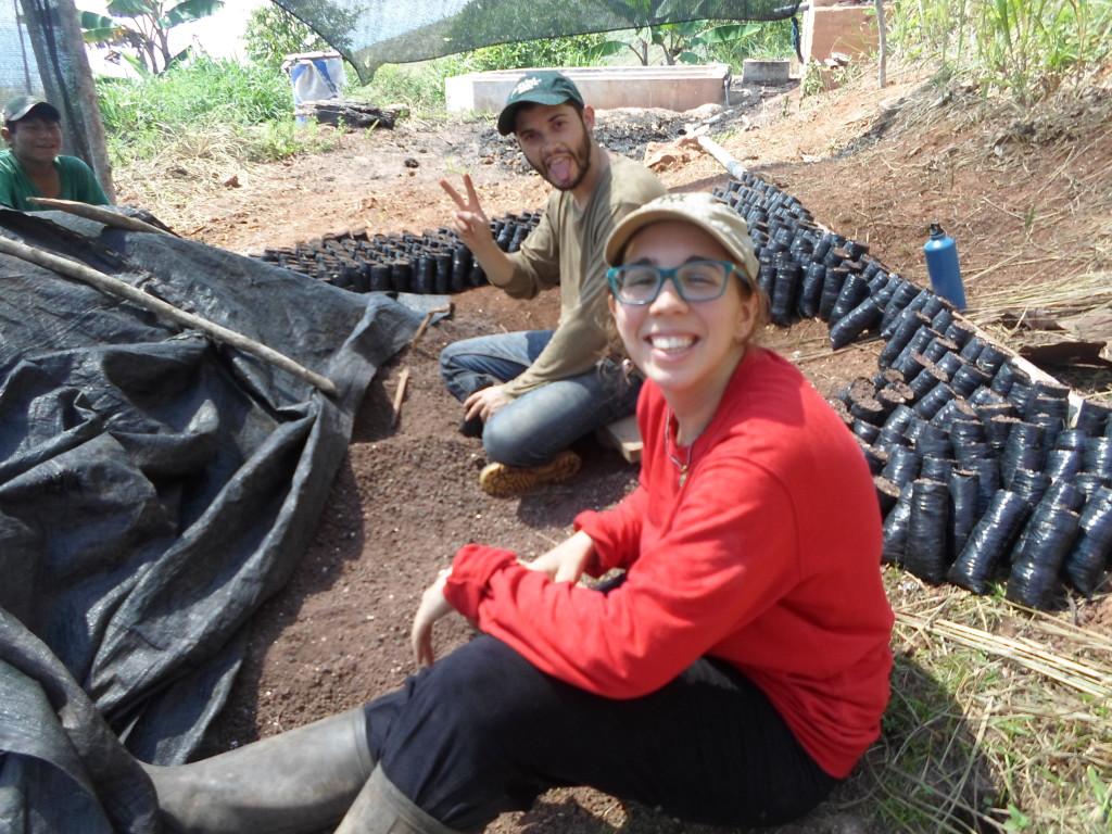Voluntariado en la selva peruana