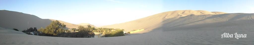 Desierto de la Huacachina, Perú