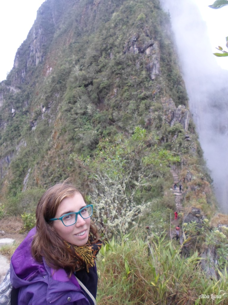 Subir a Huayna Pichu