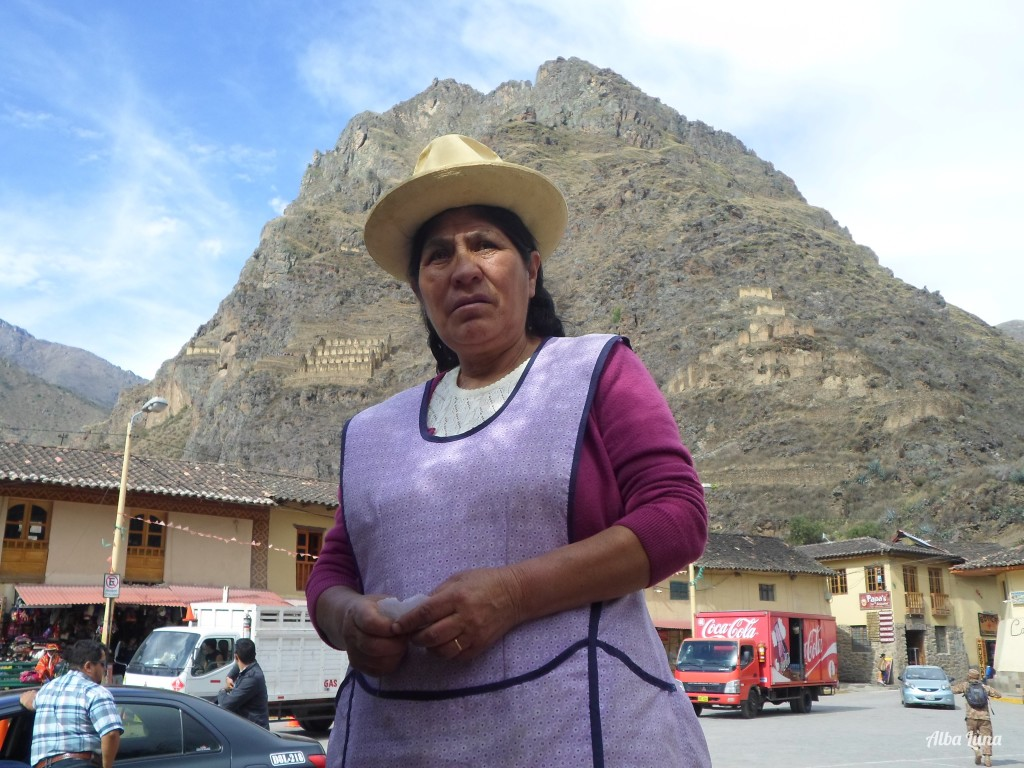 Señora Ollantaytambo