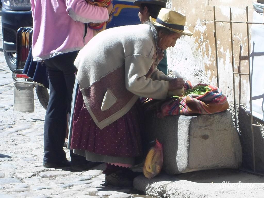 mercado ollantaytambo