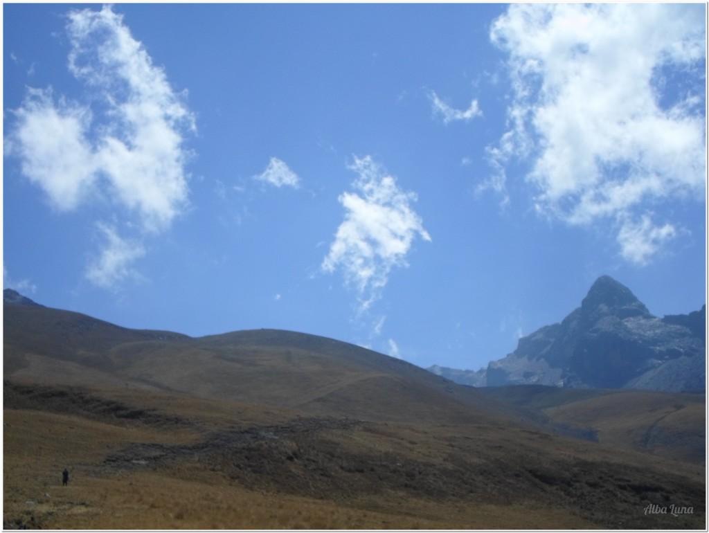 Huarás montañas