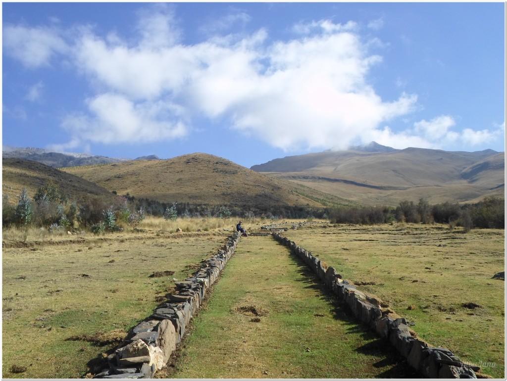 camino Montañas huaras