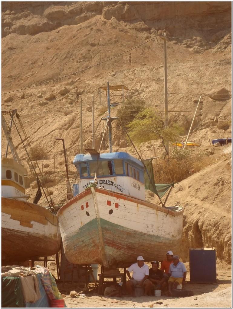 Máncora, la costa peruana