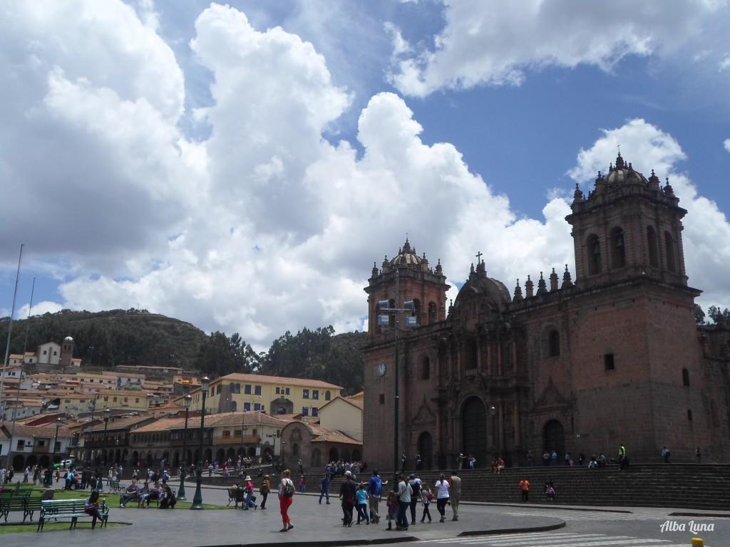 Cusco en Perú durante octubre