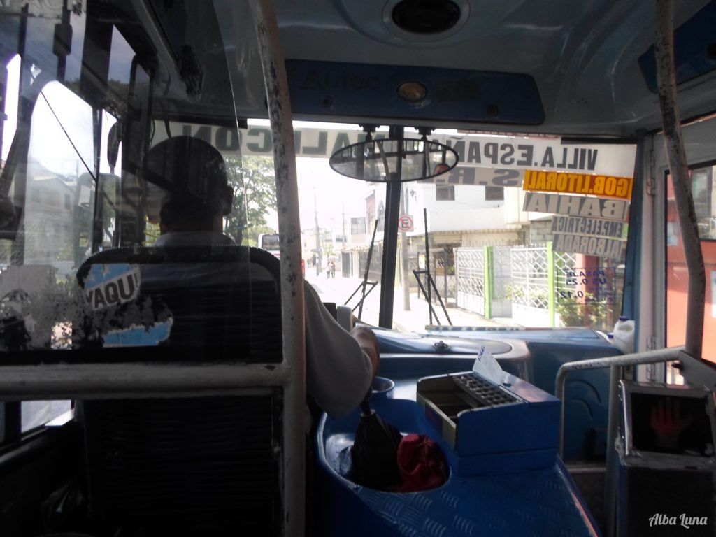 Bus Guayaquil