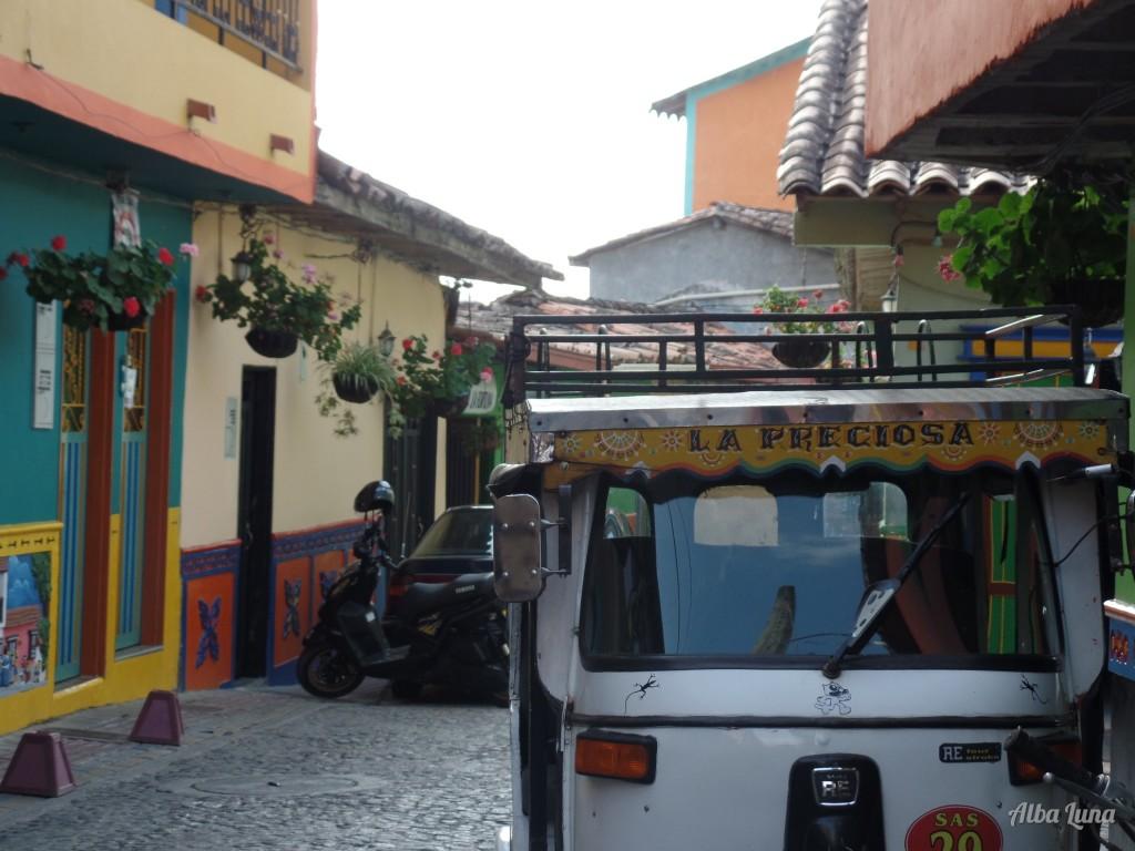 Calles Guatapé