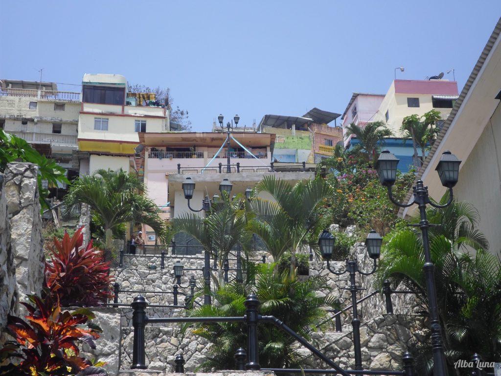 Casitas colores Guayaquil