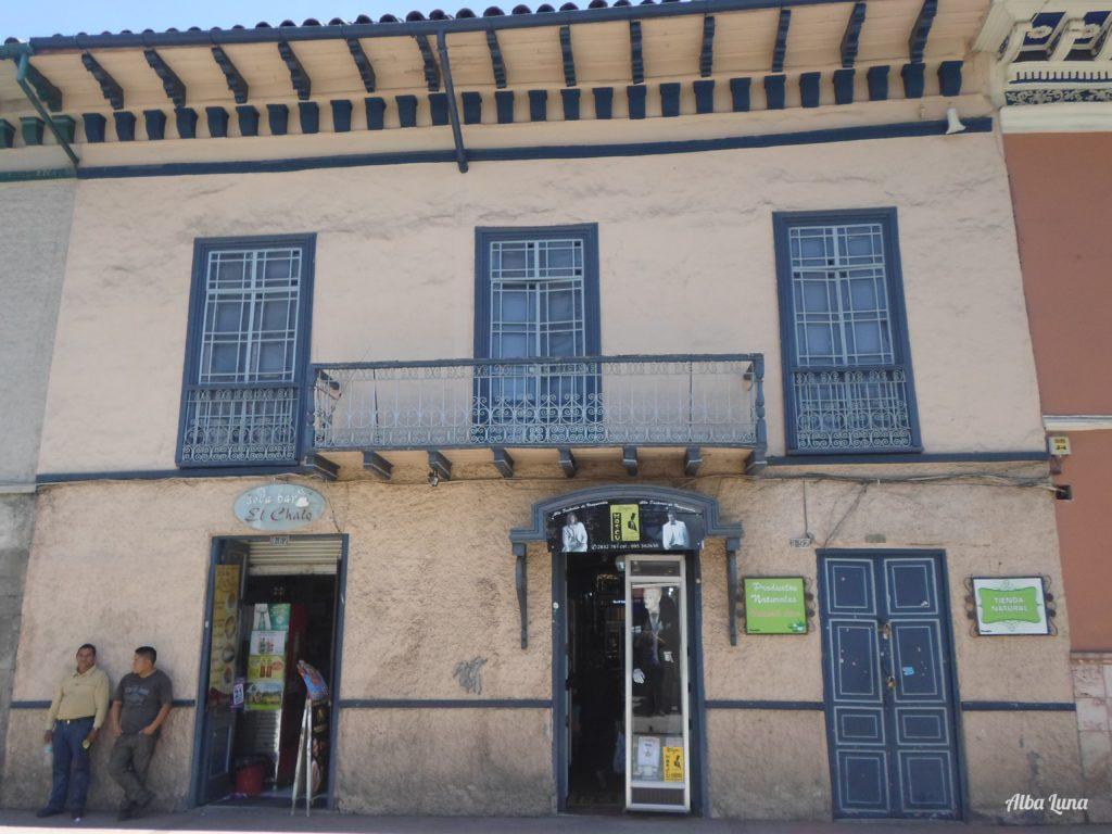 Casa Cuenca Balcones