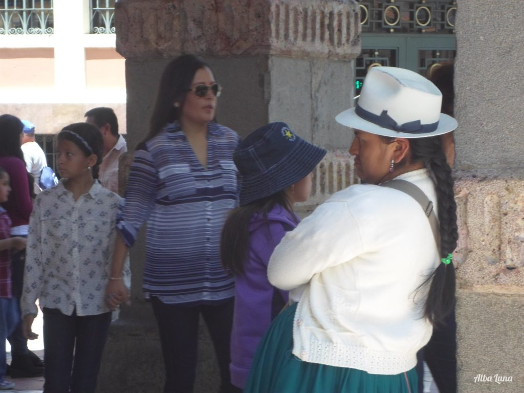 Indígena Fiesta Cuenca
