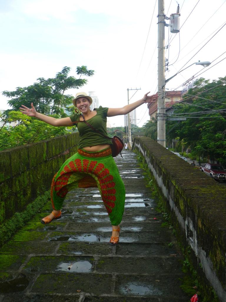 Saltar a la vida - Jump on life