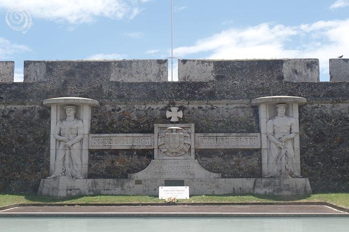 Fortaleza Sao Bras Ponta Delgada