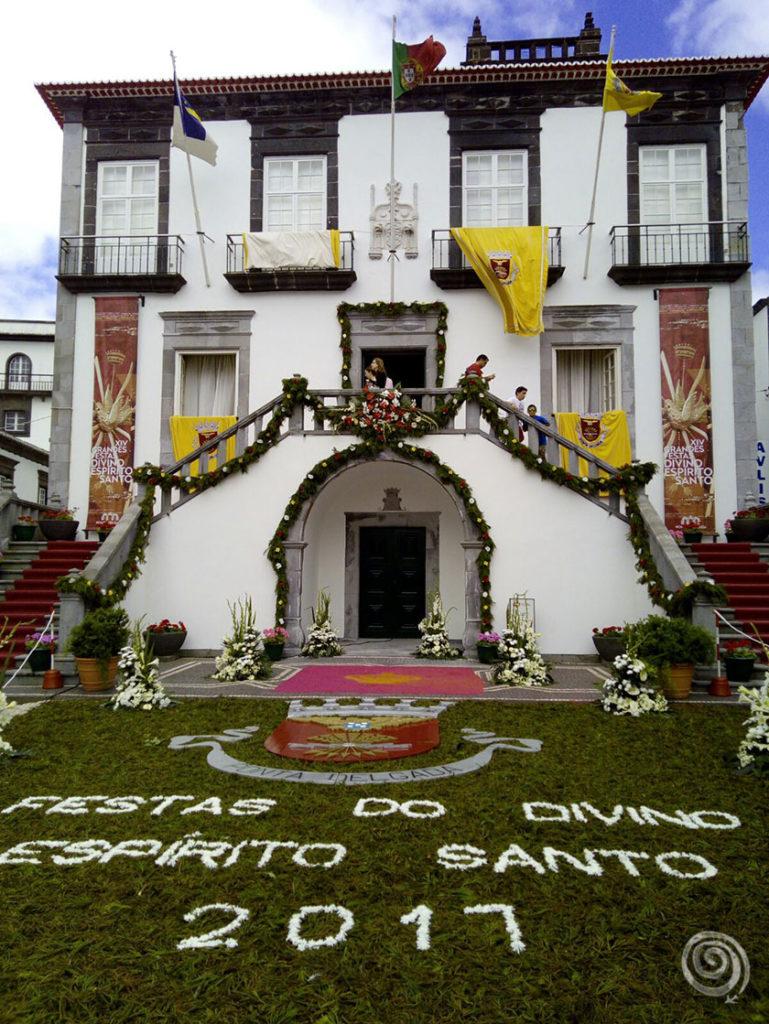 Plaza Municipio Ponta Delgada