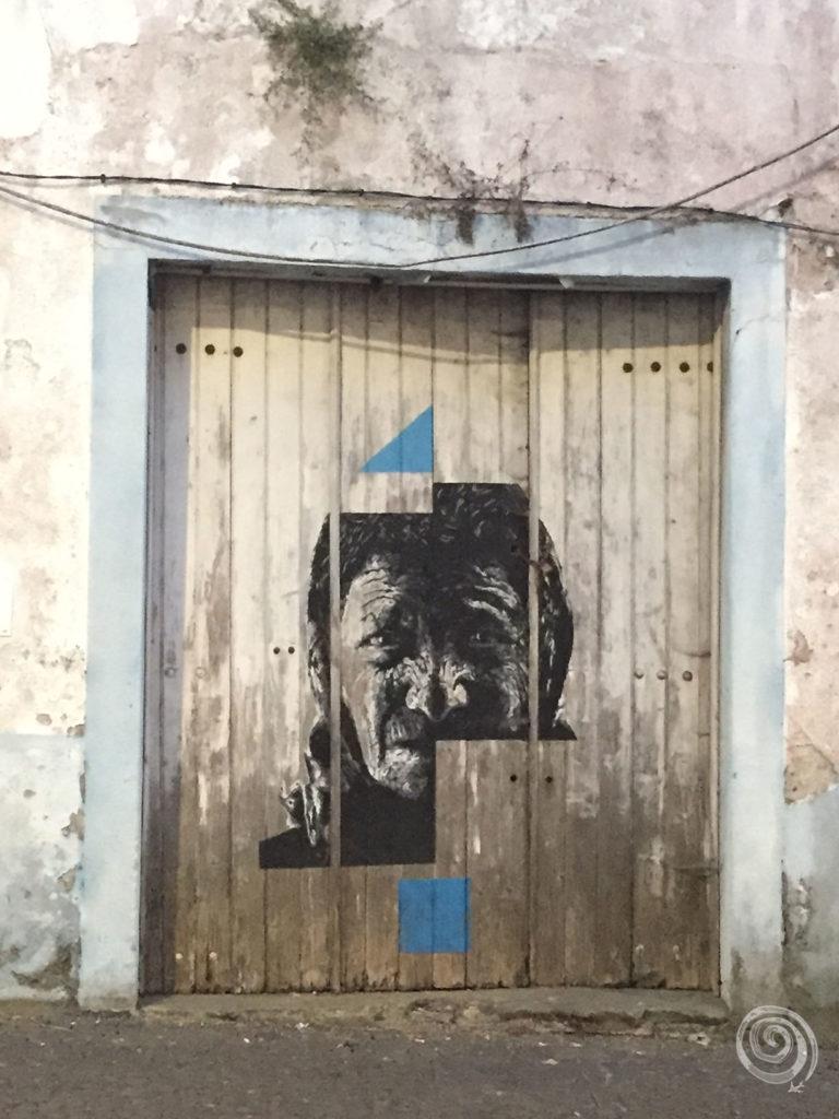 Arte urbano en Portugal